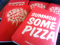 Pizzagram Notebook